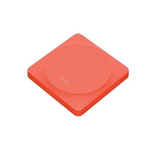 Logitech Pop Add-on Smart - Botón Inteligente para el Control del hogar, Color Rosa