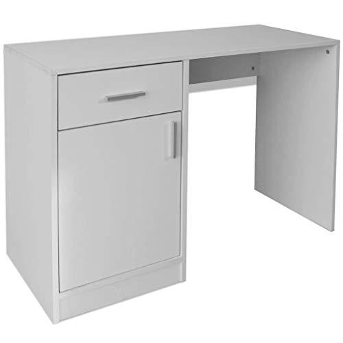 vidaXL Schreibtisch 100x40x73cm Computertisch Bürotisch Jugendschreibtisch
