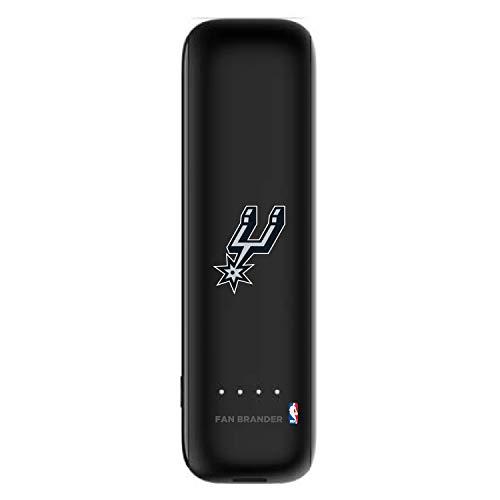 Fan Brander Power Boost Mini NBA Portable Charger (San Antonio Spurs)