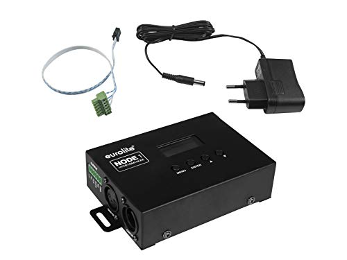 EUROLITE Art-Net-DMX Node 1 | LED-Controller und Art-Net-DMX-Konverter