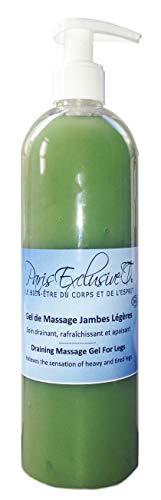 Jolies Gambettes Gel de massage Jambes Legères (500ml)