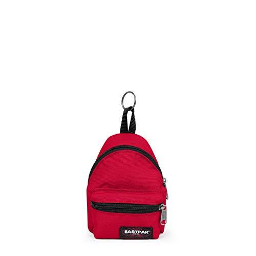 Eastpak Mini Padded Portafoglio, 12 cm, Rosso (Sailor Red)