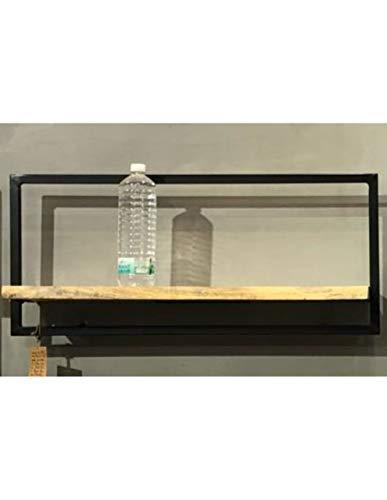 AnLi-Style Iron Wall Rack Wandplank 130 cm