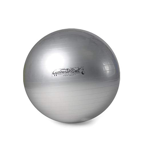 Pezziball Gymnastik Standard 53 cm Ball Fitness Therapie Sitzball Anthra