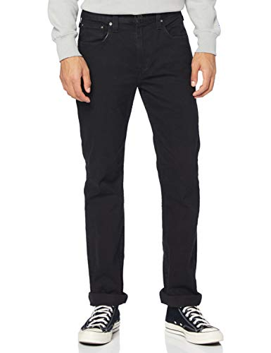 Carhartt Herren Rugged Flex Relaxed Straight Jeans, Dusty Black, W34/L32