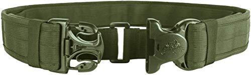 Helikon Hommes Defender Security Ceinture Olive Verte taille S/M (100cm)