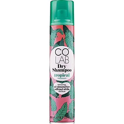 Colab Shampoing sec tropical - Le flacon de 200ml