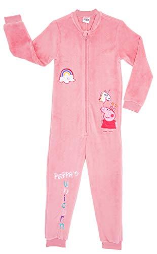 Peppa Pig Pijama Niña Entera diseño Peppa Unicornio