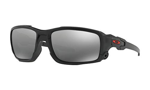 Oakley SI Ballistic Shocktube Black with Black Iridium Lens