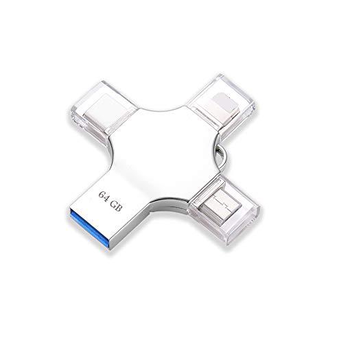maxineer Memoria USB 64GB...
