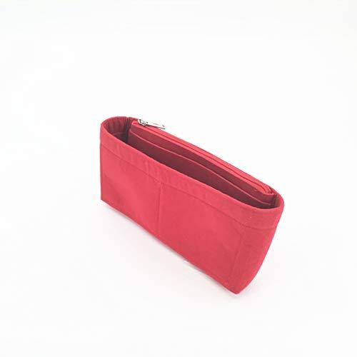 L.V. Favorite Bag Insert,L.V. Favorite organizer,L.V. Favorite PM/MM/GM insert (MM, Red)