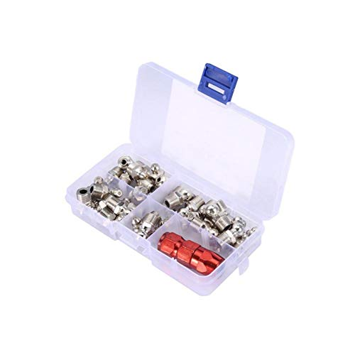 Lubricación Reemplazo de metal Racores para engrasadores Partes mecánicas Racores para boquillas(M6 suit)