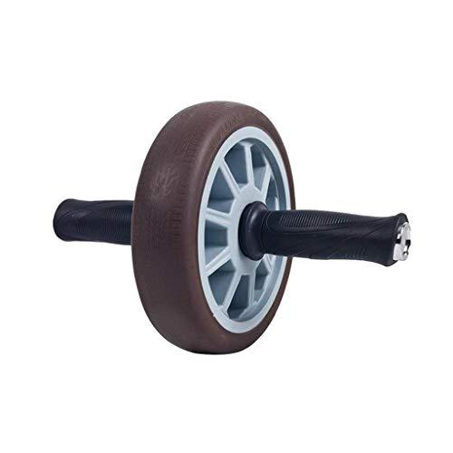 YDHWT Bauchmuskel-Rad - Roller-Rad for Bauch-Übungen und Advanced Core Fitness - Mit Soft Knee Pad, Aufbewahrungstasche und Anleitung