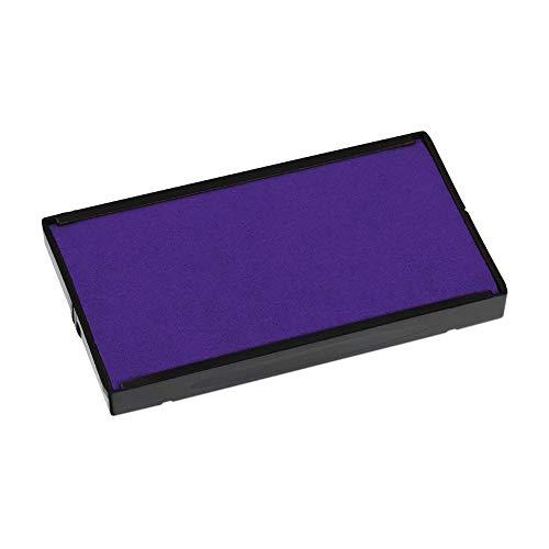 Trodat 6/4926 Stempelkissen Austauschkissen Ersatzkissen Farbe VIOLETT für Trodat Printy 4926, 4726