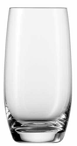 Schott Zwiesel 974.258 Bierglas, Glas, klar, 6 Einheiten