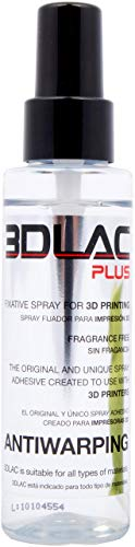 3DLAC plus 3D Printer Adhesive & Anti-Warping Spray