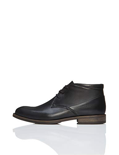 find. Chukka Desert Boots, Schwarz Black), 44 EU