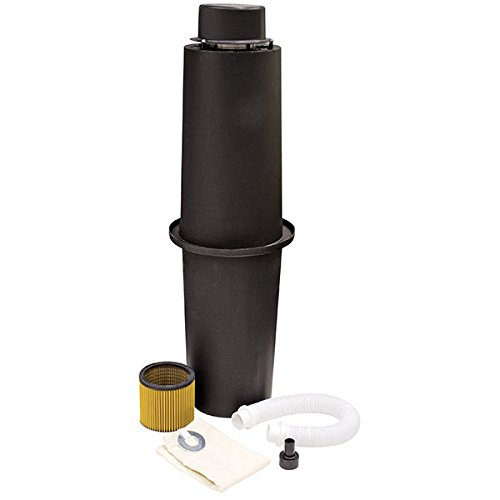 Eastwood 90 Cfm Dual Filtration Dust Collection System for Blast Cabinet with 6' Long Hose