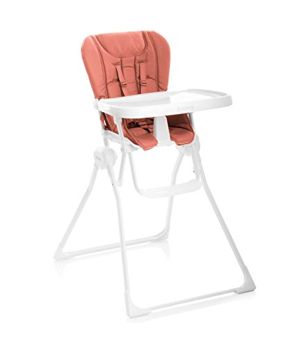 Image of JOOVY Nook High Chair, Coral: Bestviewsreviews