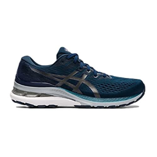 ASICS Gel-Kayano 28, Zapatillas de Running Mujer, French Blue Thunder Blue, 39 EU