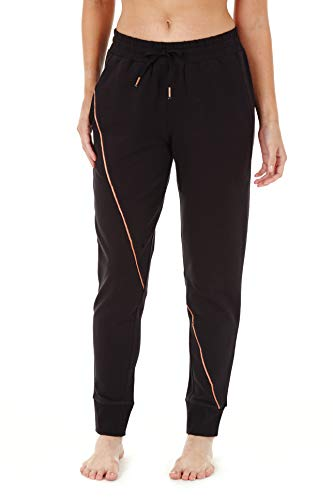 Satva Damen WH18423 Jogginghose, schwarz, Small