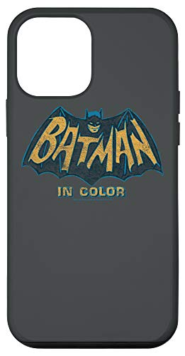 iPhone 12 mini Batman Classic TV Series In Color Case