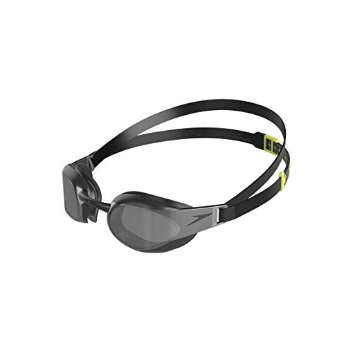 Speedo Fastskin3 Elite Mirror, Lunette Mixte adulte, Noir, TU