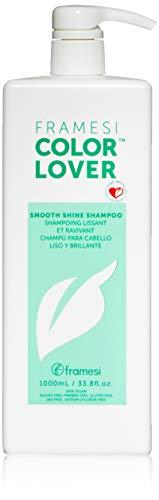Framesi Color Lover, Smooth Shine Shampoo, 33.8 fl oz