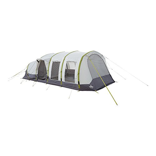Nomad Cottage 4 Mirage Grey - Familienzelt