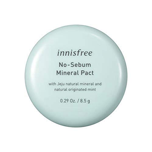Innisfree No Sebum Mineral Pact, 8.5g