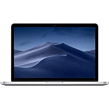 Apple MacBook Pro MF839LL/A 13.3in Laptop, Intel Core i5 2.7 GHz, 8GB Ram, 128GB SSD (Renewed)