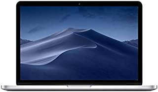Apple MacBook Pro 13.3-Inch Laptop with Retina Display, Intel Core i7 3.1GHz, 512GB Flash Storage, 16GB DDR3 Memory (Renewed)