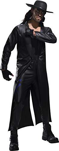 Rubie's Herren Adult Deluxe The Undertaker Kostüme für Erwachsene, Siehe Abbildung, Standard