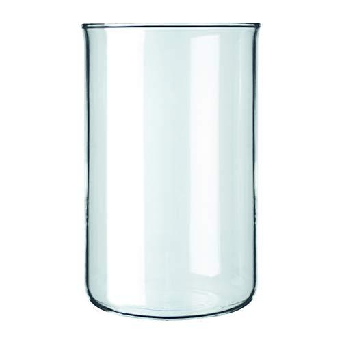 Bodum Spare Beaker Ersatzglas, 12Tassen, 1.0l, transparent