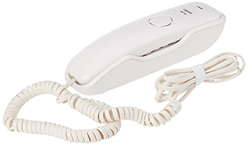 Gigaset DA210 - Teléfono Fijo con Cable, Color Blanco