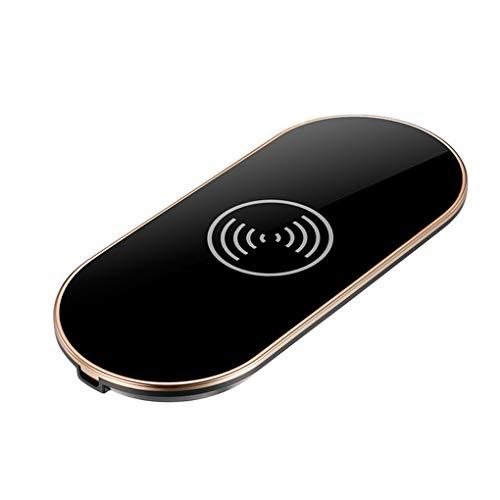 Draadloze oplader Ultradunne snellaadpadvervanging voor iPhoneX/XS/XR Samsung S9 draadloze oplader