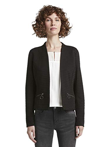 TOM TAILOR voor vrouwen Blazer & Sakko gestructureerde blazer