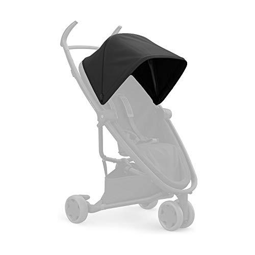 Quinny Zapp Flex Suncanopy, Sonnenschutz, Sonnenblende für den Zapp Flex Kinderwagen & Buggy, black (schwarz)