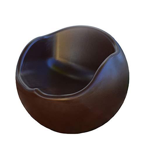 Grandecoracion.com Sillón Outdoor-Indoor, de Exterior e Interior Color marrón, Modelo OU
