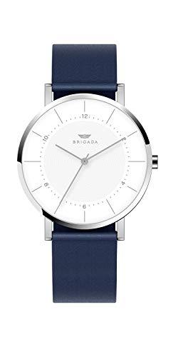 Men's Watches Swiss Brand Minimalist Watches for Men Simple Business Casual Waterproof Quartz Wrist Watch
