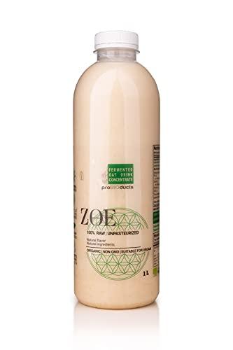 Iniciadores de Alimentos a Base de Plantas Fermentadas ZOE con Bacterias Beneficiosas Activas Para una Comida Probiótica (1000 ml)