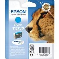 Cartucho Epson T0712 Cian