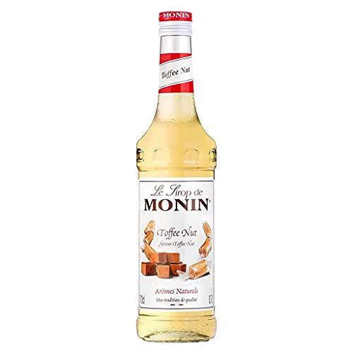 Monin Toffee Nut Syrup 700ml