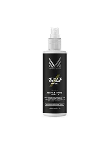 Perfume íntimo genital. Para un olor agradable y más duradero en la zona genital. Desodorante y fragancia 2 en 1. 150 ml.