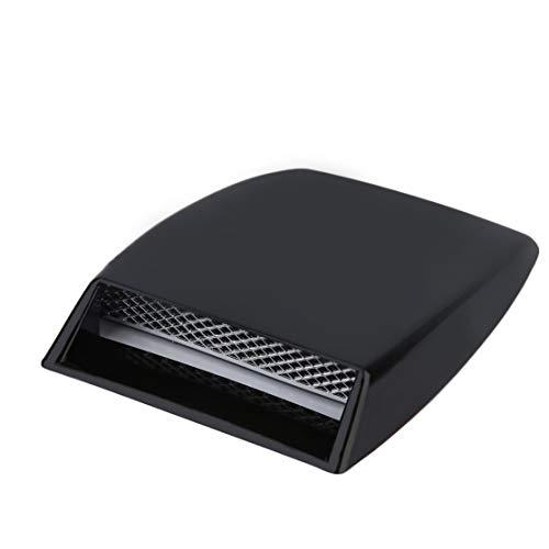 RENNICOCO Car Hood Vent Scoop Kit Universal Cableado de admisi/ón de Flujo de Aire fr/ío Lumbreras Tomas de enfriamiento Auto Hoods Respiraderos Cap/ó del cap/ó