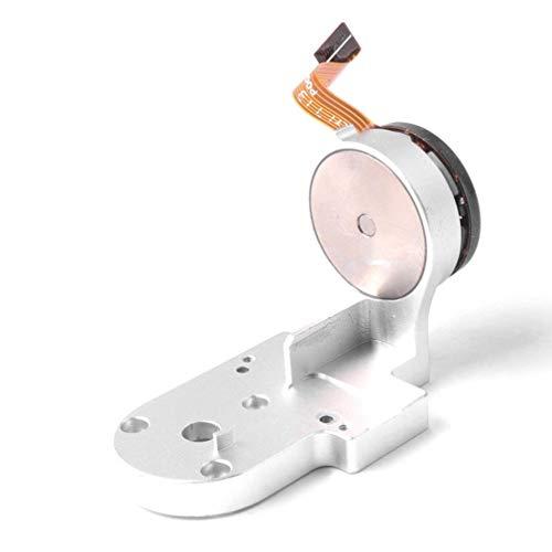 Gimbal Camera Roll Arm Motor RC Drone Reparatieonderdelen voor DJI Phantom 3 Pro/Adv zilver