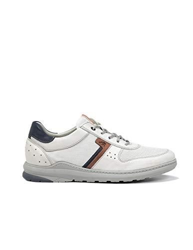 Fluchos   Zapato de Hombre   Jack F1162 Gange Cristal C2   Zapato de Piel   Cierre con Cordones   Piso TR