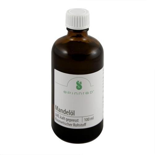Spinnrad Mandelöl kalt gepresst 100 ml
