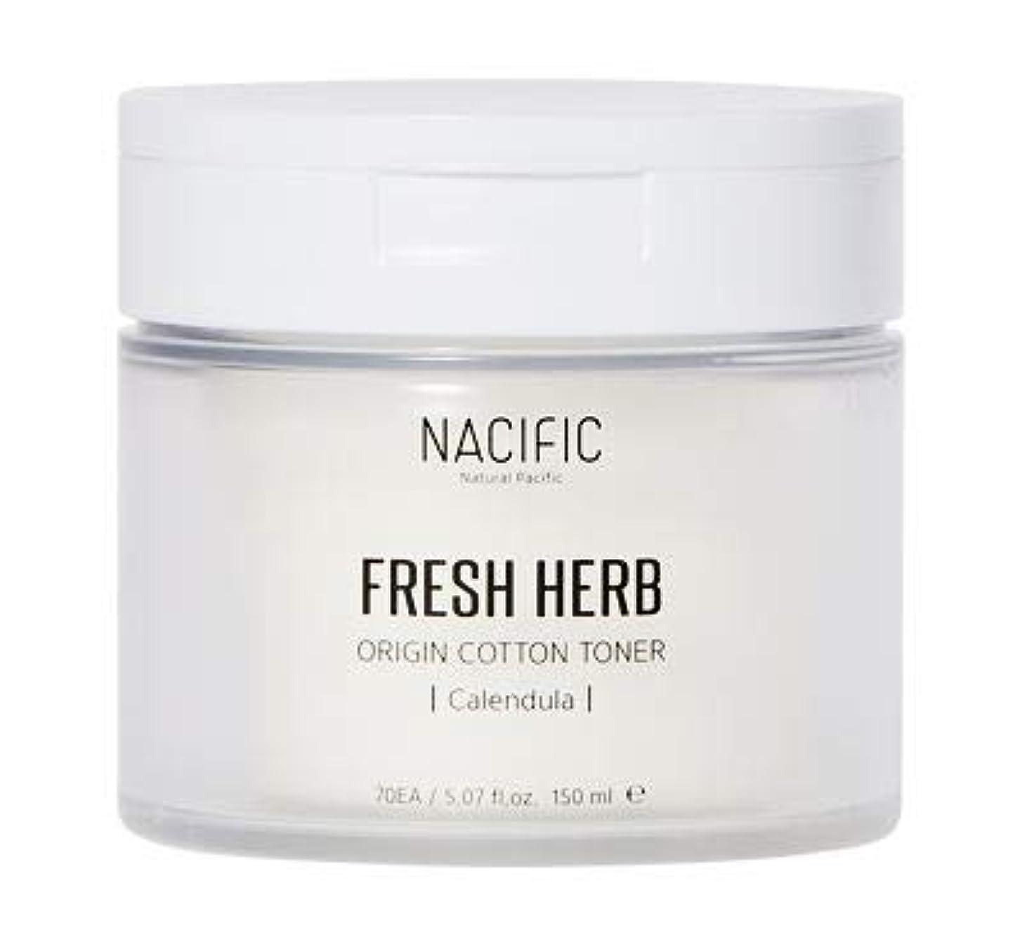 甘くする相対性理論シャツ[Nacific] Fresh Herb Origin Cotton Toner 150ml (Calendula) /[ナシフィック] フレッシュ ハーブ オリジン コットン トナー (カレンデュラ)150ml [並行輸入品]