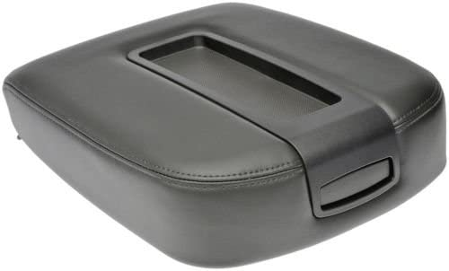 lowest OxGord Center new arrival Console Lid outlet sale Kit for Select GM Vehicles - Replaces 15217111 - Black online